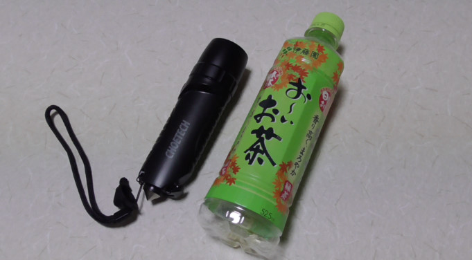 CHOETECH防水懐中電灯4 02-49-37-286