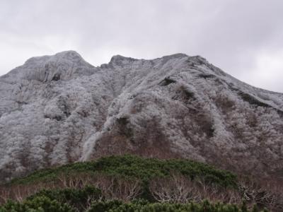 斜里岳 128