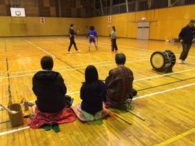 20151109囃子練習
