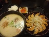 夕餉 麺 静岡県