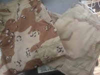 BDU 軍服 ミリタリー