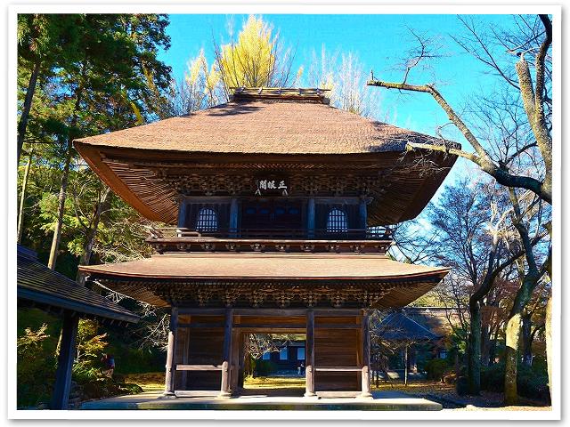お散歩☆広徳寺