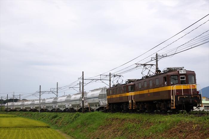 901レ ED453+ED455