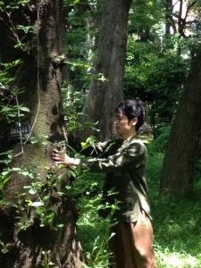 妻くんと木1