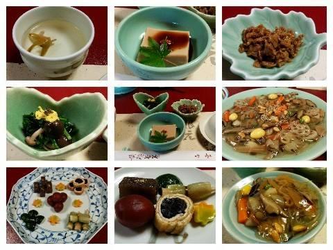 平成27年9月12日普茶料理2