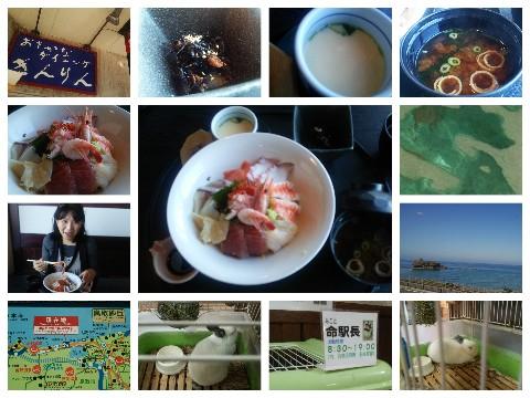 平成27年10月18日海鮮丼