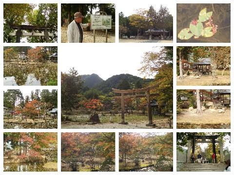 平成27年10月27日福本藩陣屋跡