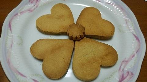平成27年10月クッキー