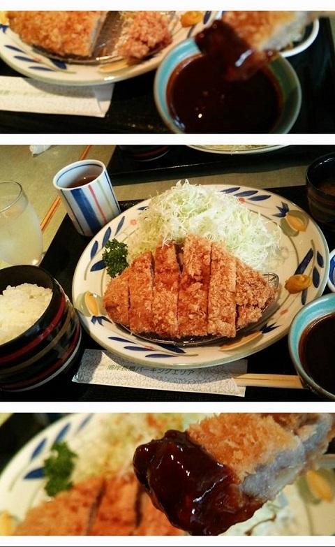 平成27年11月23日味噌カツ1