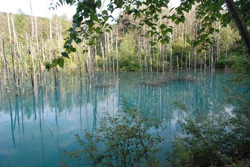 3-12.青い池