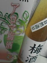 aroma梅酒