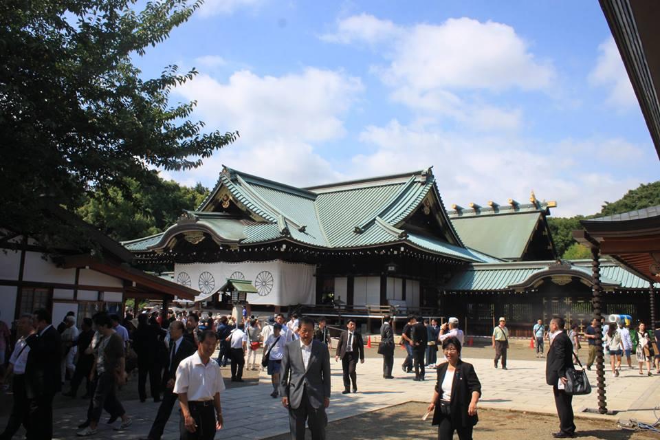 平成27年8月15日 靖国神社