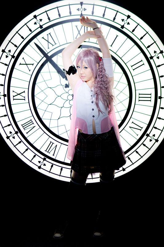 クニヒロ Ρhotographic Яecording-Booty Tokyo FF13 セラ・ファロン コスプレ
