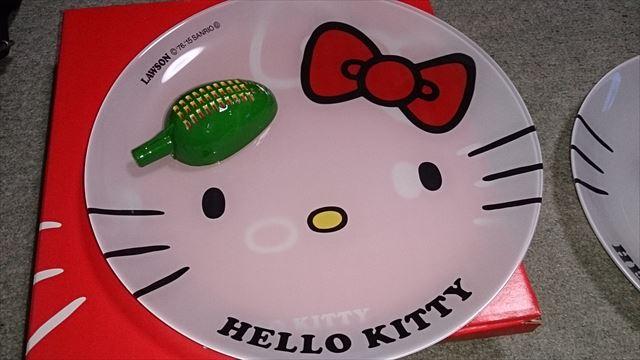 キテシちゃんのお皿