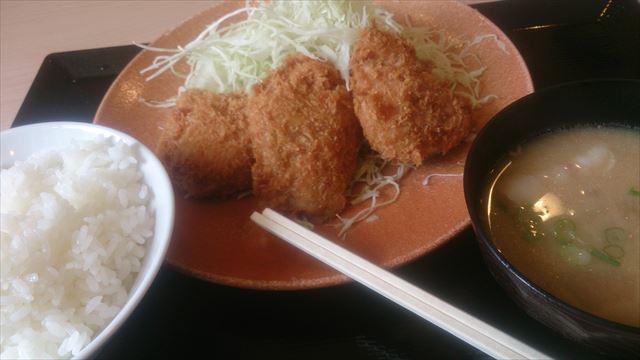 ヒレカツ定食 ^^