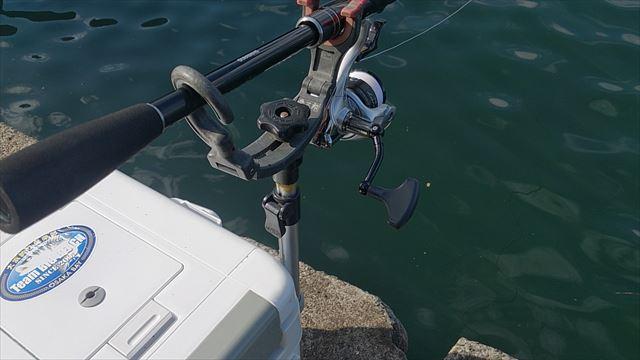 釣り開始 ♪