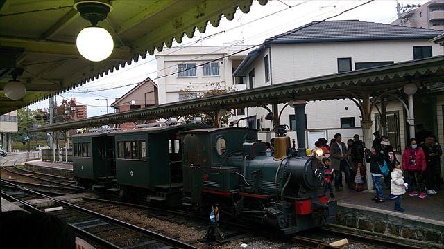 ぼっちゃん列車