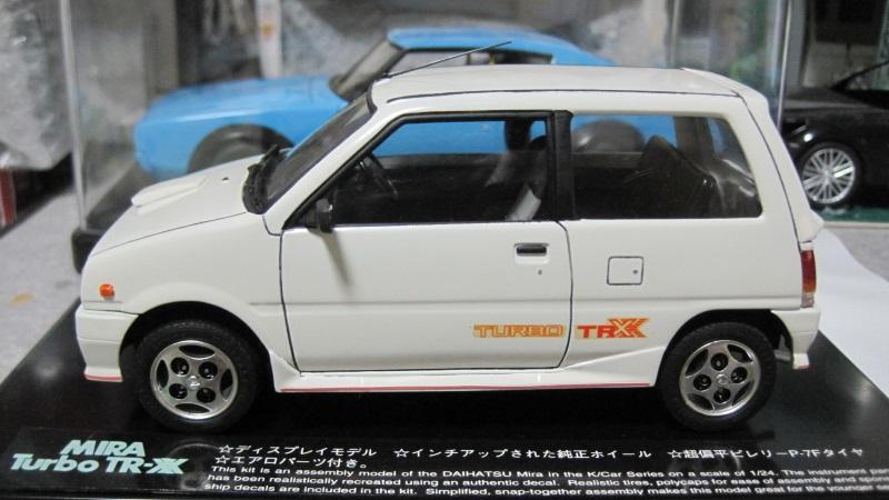 フジミ ミラ TR-XX エアロ