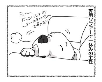 羊の国のラブラドール絵日記シニア!!「主任さんへ」2