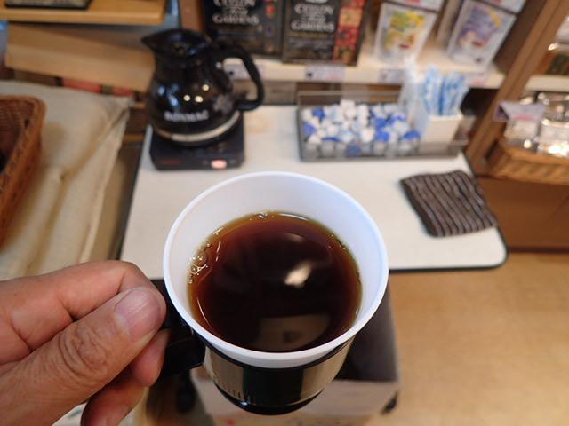 ホットコーヒー無料 (4)