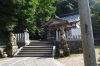 絹巻神社拝殿