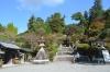 観心寺石段