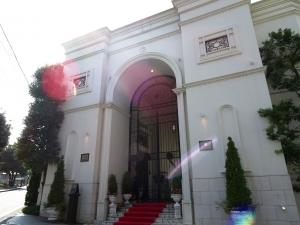 結婚式場「山手迎賓館」