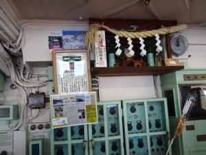 氷川神社の神棚