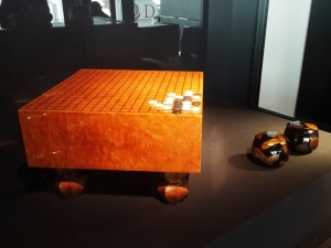 徳川家康の碁盤
