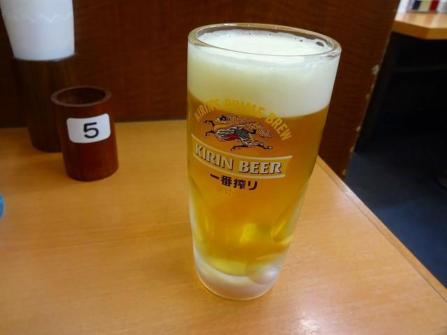 日高屋 汁なし明太子麻婆 (6)