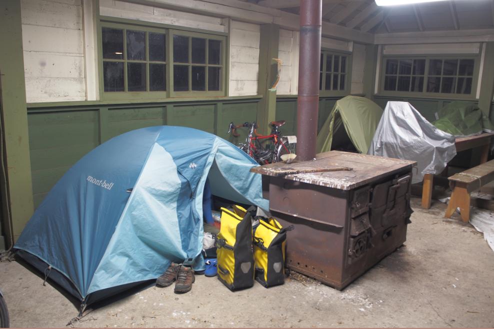 20150827レイクルイーズキャンプ場