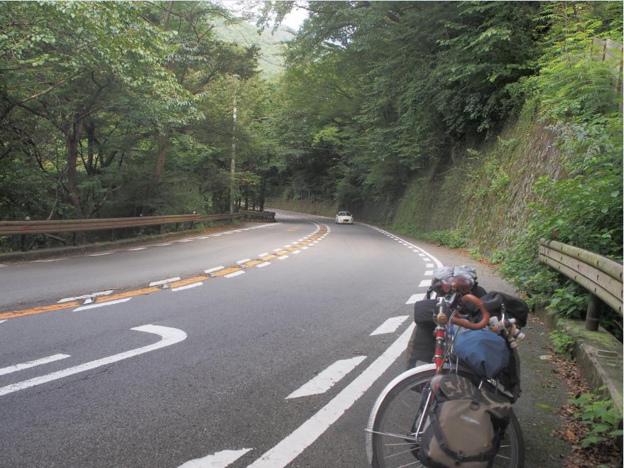 20150913自転車箱根峠1