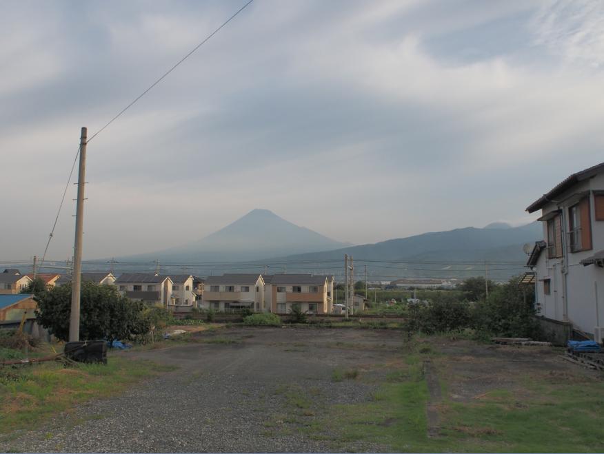 20150913自転車富士山