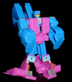 シーコンズ 深海攻撃兵 ガルフ ロボットモード