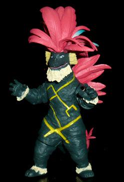 怪獣酋長 ジェロニモン