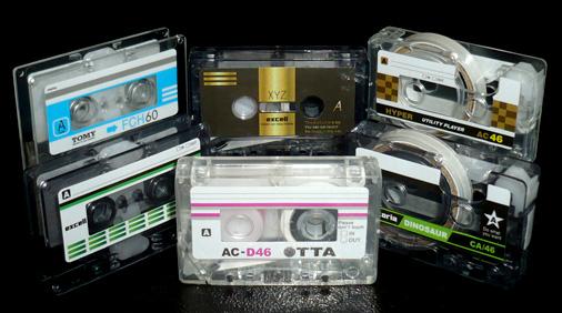 タカラトミーアーツ THE カセットテープ