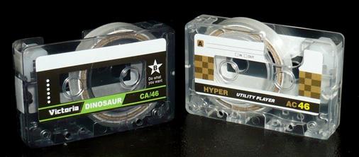 タカラトミーアーツ THE カセットテープ テープ