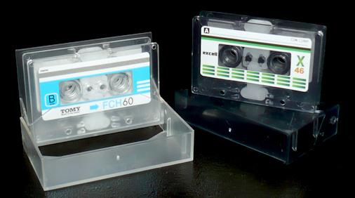 タカラトミーアーツ THE カセットテープ コードリール&カセットケース