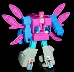 シーコンズ 機雷攻撃兵 テンタキル ロボットモード
