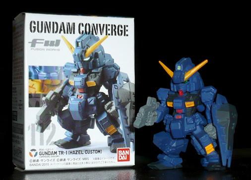 FW GUNDAM CONVERGE 19 ガンダムTR-1 [ヘイズル改] ティターンズカラー