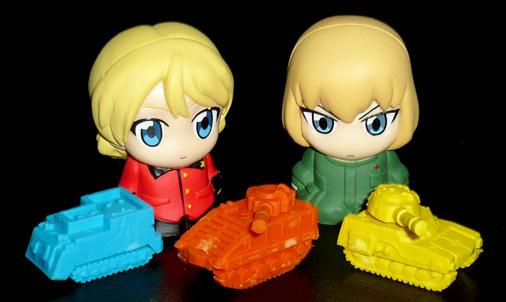 今野産業 大集合!!けしゴム戦車