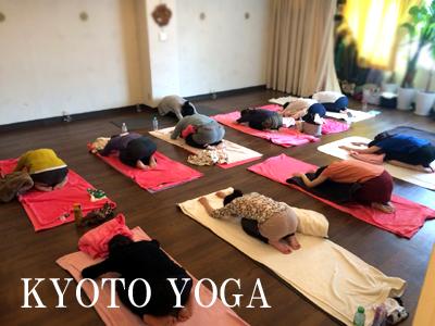 10月ヨウコ先生のアシュタンガヨガ・ハタヨガ&瞑想 特別6daysレポート 京都ヨガ