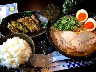 麺屋かきゅう絶品味噌らーめんEGAフルセット