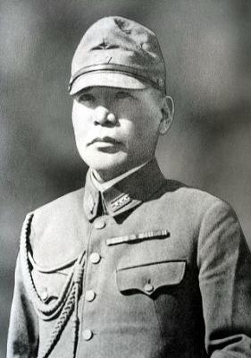 中川州男大佐