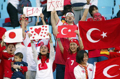 親日国トルコ