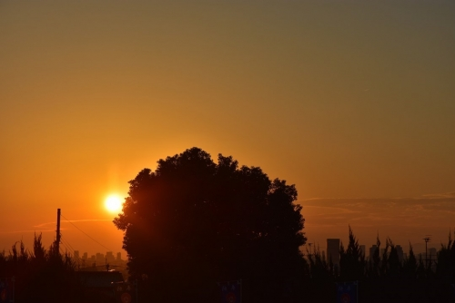 9.28夕陽