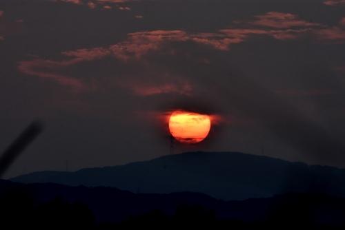 dramatic夕陽10.20③