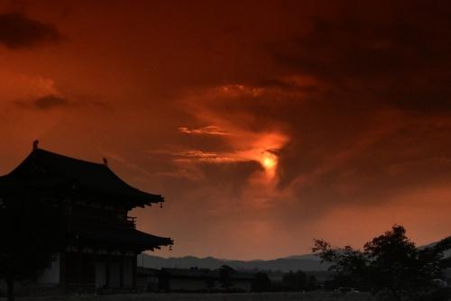 dramatic夕陽10.20①