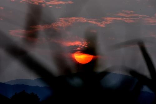 dramatic夕陽10.20②