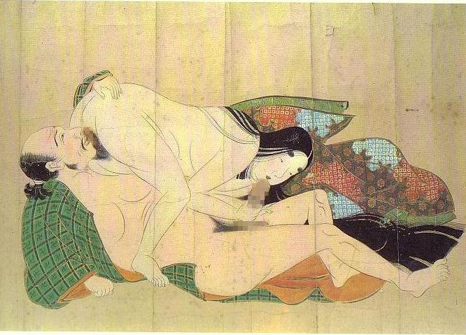 江戸時代のエロ6